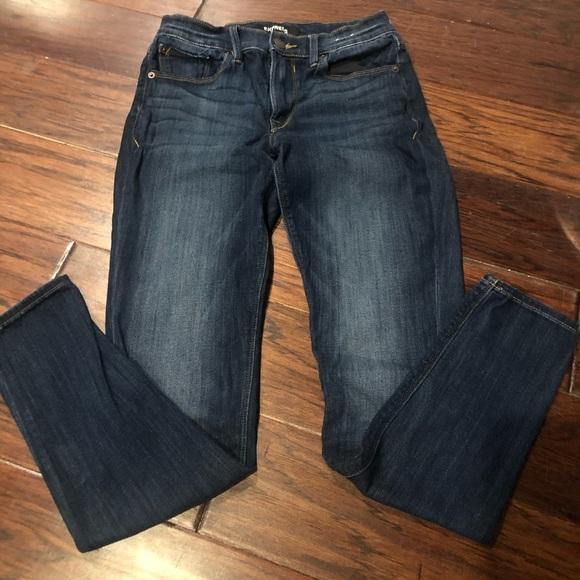 Express stretch jeans sz 6R